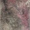 Acryl auf Leinwand, 30 x 90 cm
