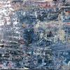 Silver Rain, Acryl auf Leinwand 70x100 cm