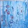 Acryl auf Leinwand 60x60 cm