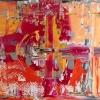 Acryl auf Leinwand 100x60 cm (Privatbesitz)