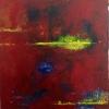 Acryl auf Leinwand 80 x 80 cm